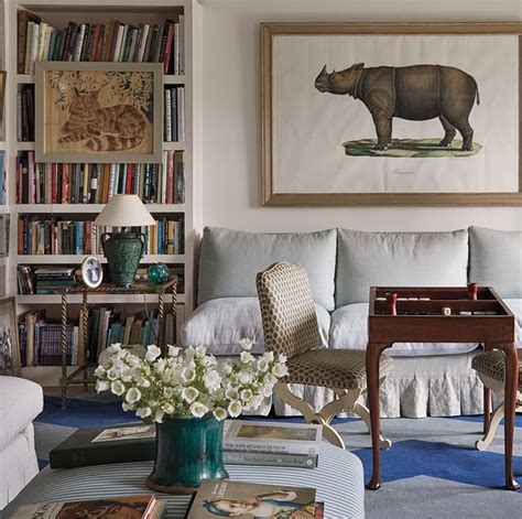 A Few Inspiring Interiors We Love Lately :: This Is Glamorous