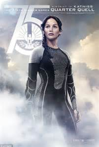 New Catching Fire posters show Jennifer Lawrence and