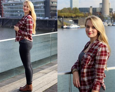 Outfit: Chelsea Boots & Plaid Shirt - MRS
