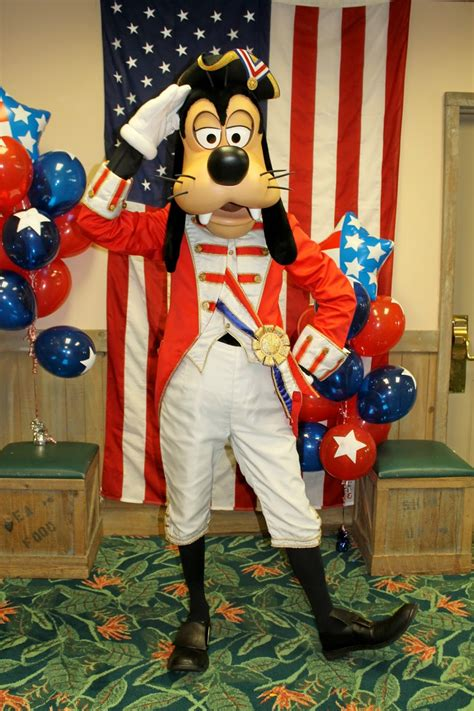 Unofficial Disney Character Hunting Guide: Independence