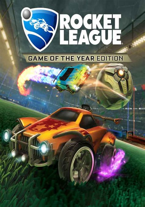 Rocket League Game of the Year Edition Free Download Setup