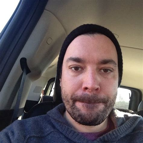 Jimmy Fallon teased that he might shave his beard on his