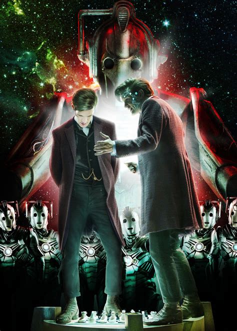 Doctor Who (2005) S07E14: Albtraum in Silber (Nightmare In
