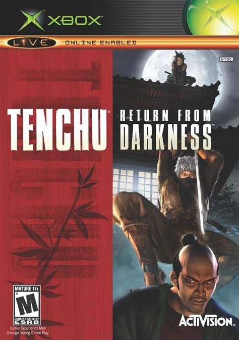 Tenchu: Return from Darkness for PSP (2009) - MobyGames