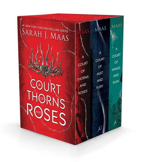 A Court of Thorns and Roses Box Set by Sarah J