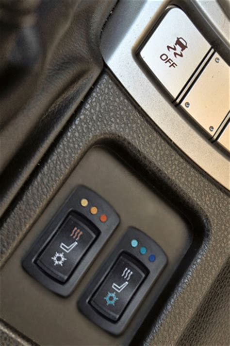 Heated and Cooled Seats   RSC Restyling