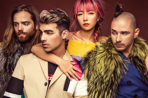 DNCE Guitarist JinJoo Lee on Being the Only Girl in the Band