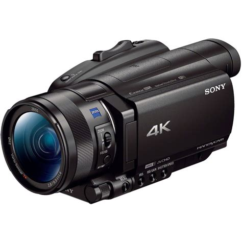 SONY FDR-AX700 4K HDR Camcorder : Toby Deals US