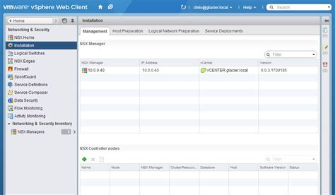 Working With NSX - Deploying NSX Manager - Wahl Network