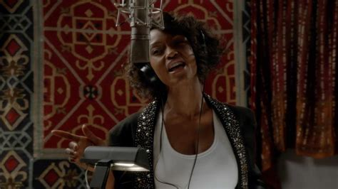 EXCLUSIVE: Yaya DaCosta Channels Whitney Houston In the
