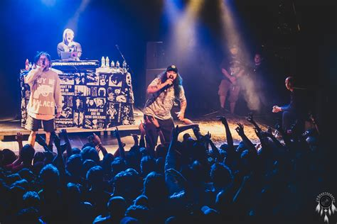 LIVE: $UICIDEBOY$ Tear the Melkweg to Shreds - All Things Loud