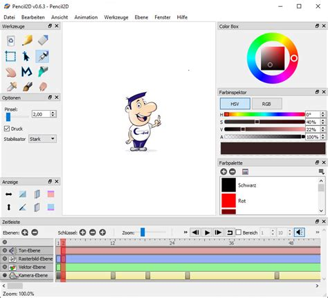 Pencil2D Download Opensource-DVD