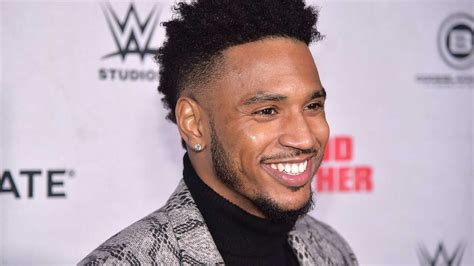Trey Songz Reveals He's a Father by Sharing Adorable Pic