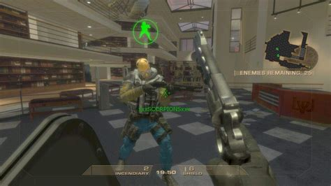 The Rainbow Six Vegas Character Customization in a