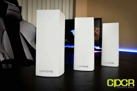 Linksys Velop Review | Home Mesh WiFi System | Custom PC