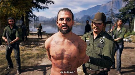 Far Cry 5-Widerstand Ende - YouTube