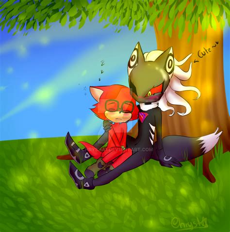 Rokkie x infinite _sonic forces_ by Chrysha1 on DeviantArt