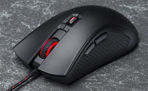 Hardware Review: HyperX Pulsefire FPS Gaming Mouse