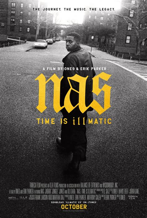 Nas Attends 'Time Is Illmatic' New York Premiere   The Source