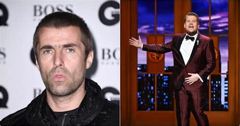 Liam Gallagher has completely changed his tune on James