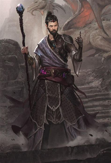 DnD Mages/Wizards/Sorcerers in 2020   Fantasy wizard