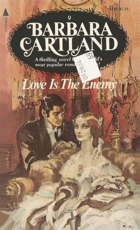 Love is the Enemy by Barbara Cartland   Find Free eBook Here