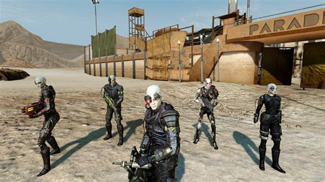 Query: What's the most Borg-like uniform? : sto