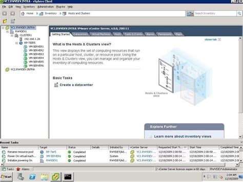 Learn about VMware vCenter Server and what it can do for