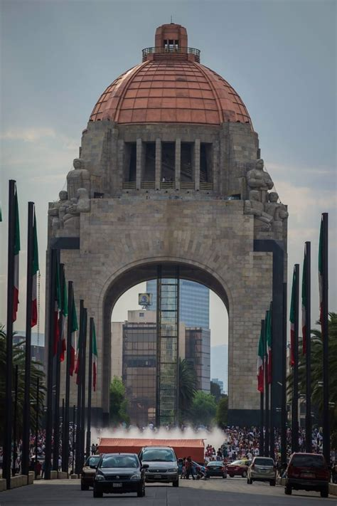 Monument to the Revolution, Mexico City, Mexico - The