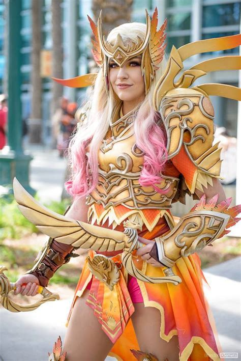 World of Warcraft: Ashes of Al'ar Cosplay by PixelPantz