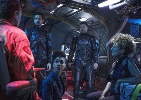 Review: The Expanse   Staffel 2 (Serie)   Medienjournal