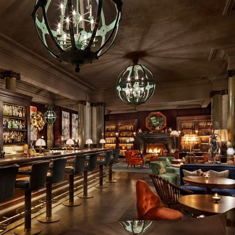 Straight Up: Scarfes Bar at the Rosewood hotel