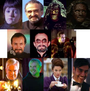 Doctor Who – Masters / Characters - TV Tropes