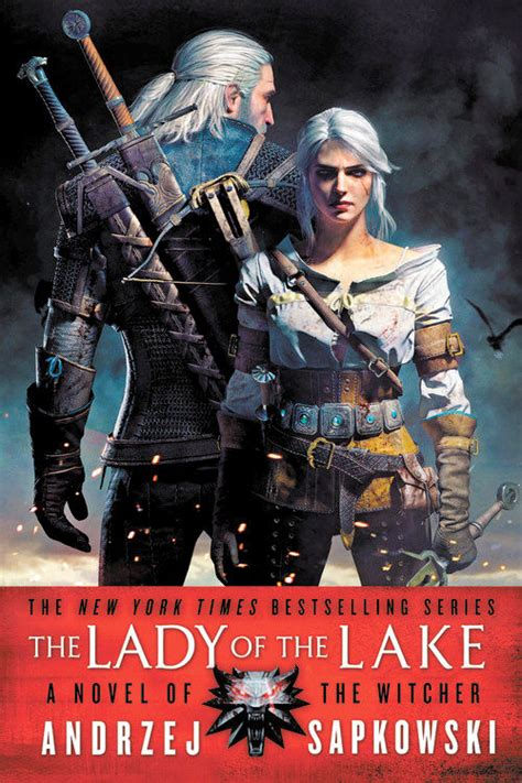 The Qwillery: Orbit and Gollancz to Publish New Witcher