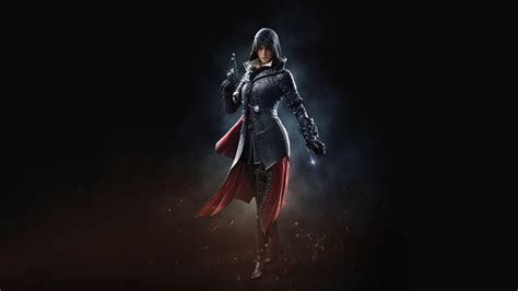 Wallpaper Assassin's Creed: Syndicate, Best Games, sci-fi