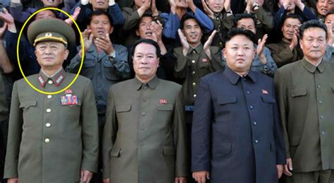 Yun Tong Hyon promoted to colonel general   NK News