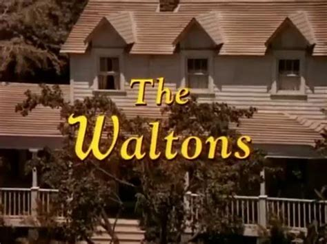 The Waltons 1972 - 1981 Opening and Closing Theme (With