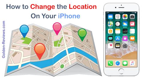 How to Change the Location on Your iPhone
