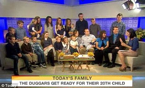 Michelle Duggar pregnant: 19 Kids and Counting becomes 20