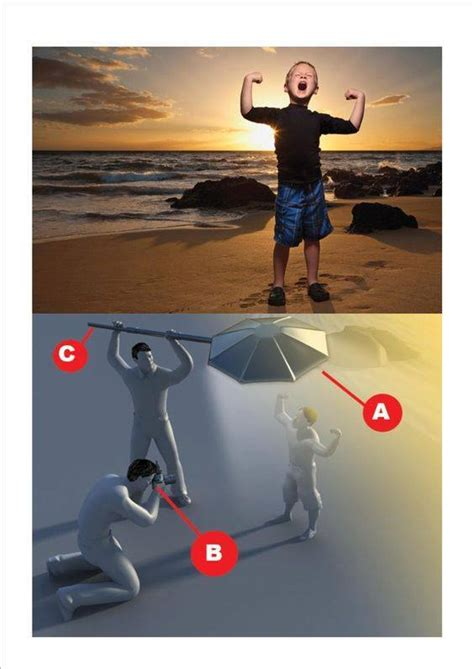 See How Photographers Use Creative Lighting Techniques To