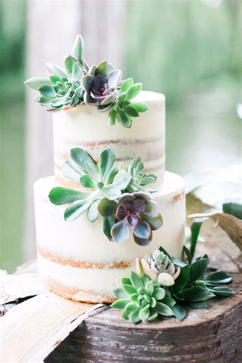 Naked Wedding Cakes | Cakes By Robin