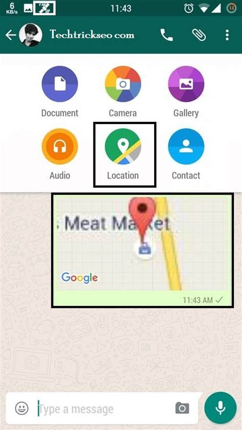 [*100% Working*] Send Fake location On WhatsApp (Android