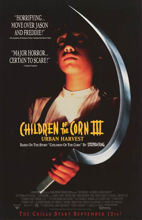 Children of the corn 3 movie posters at movie poster