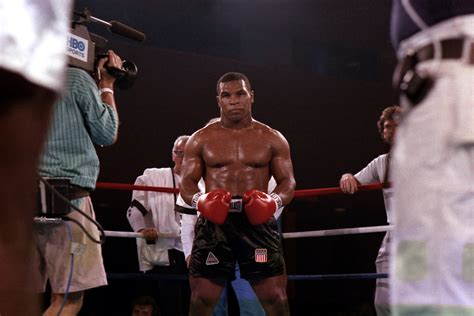 Mike Tyson used FAKE PENIS to beat drug tests during