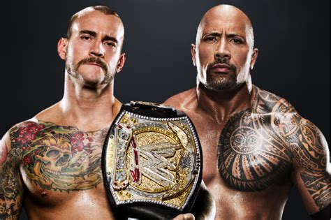 WWE Royal Rumble 2013: Why the Rock Shouldn't Face CM Punk