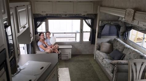 RV makeover: before and after photos - TODAY