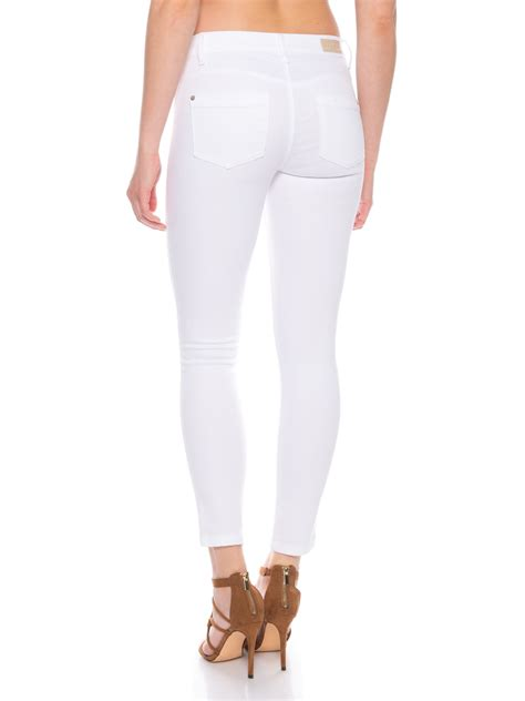 Only Damen Jeans – Skinny Jeans - Stretchjeans mit