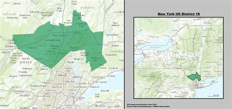 New York's 18th congressional district - Wikipedia