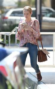 Brittany Snow in Jeans -03 | GotCeleb