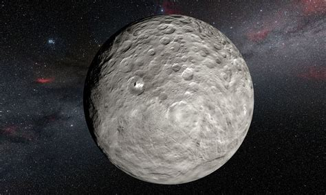 Ceres: The Smallest and Closest Dwarf Planet | Space
